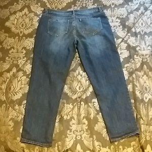 vintage america blues Jeans - Vintage America Blues capris